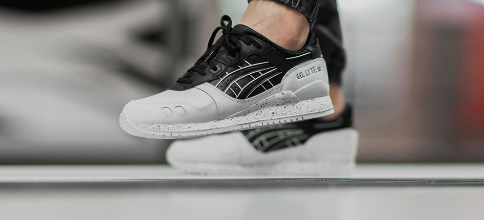 Pick Up The Best GEL-LYTE IIIs On K'LEKT