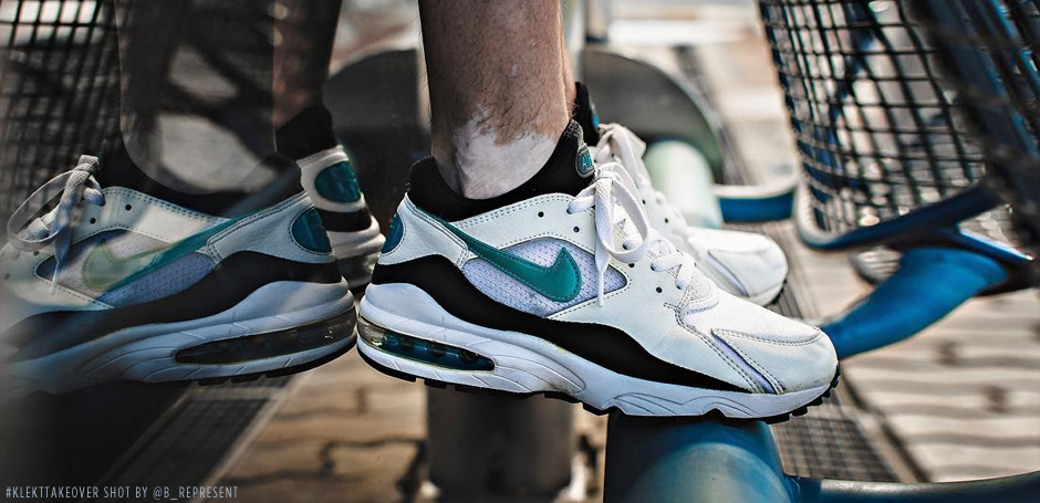 Nike Air Max 93 – An Underrated Classic