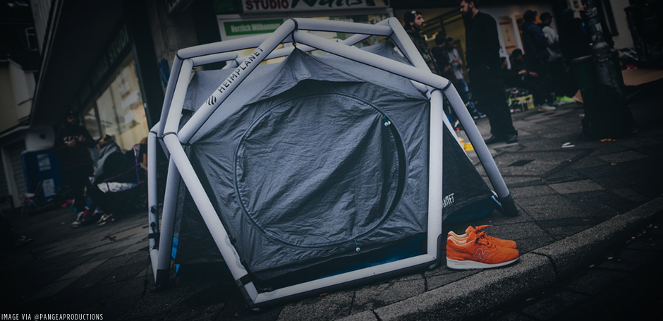 Outdoor And Camping Gear For Sneakerheads