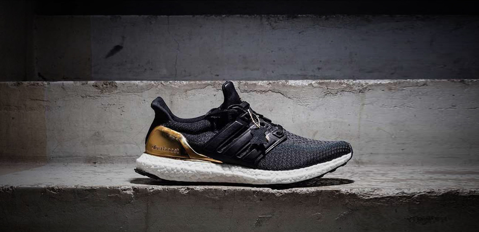 Get An 'Olympic Medal' With These Ultra Boosts
