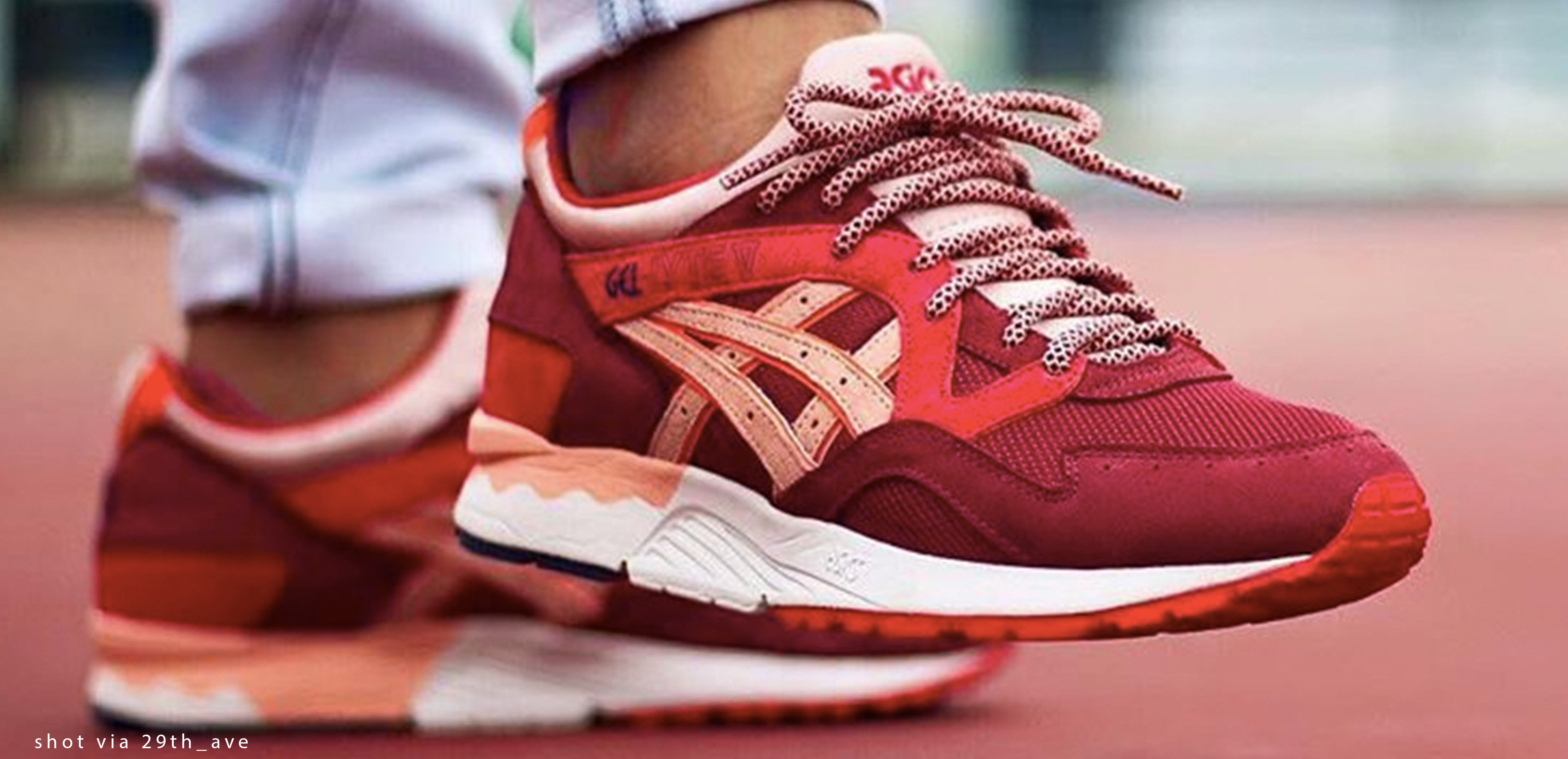 Is This The Best Gel Lyte V Ever?